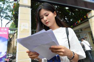 Những nữ sinh được chú ý trong kỳ thi THPT Quốc gia 2019