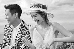Vợ chồng sao nữ phim 'Chân Hoàn truyện' khoe ảnh cưới lãng mạn trước giờ diễn ra hôn lễ