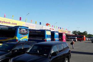 Ngưng cấp lệnh xe khách Hải Vân ở Đà Nẵng vì bán vé nhưng không bố trí xe