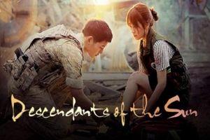 Những bộ phim đình đám làm nên tên tuổi 'cặp đôi' Song Joong Ki và Song Hye Kyo