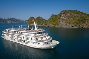 Du thuyền vịnh Hạ Long 'lọt vào mắt xanh' công ty du lịch Nhật