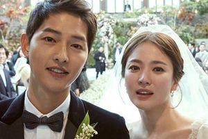 Song Joong Ki từ ngưỡng mộ đến quyết liệt ly hôn Song Hye Kyo