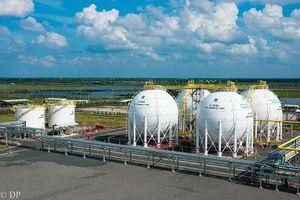 Khí Cà Mau cán mốc sản lượng 20 tỷ Sm3 khí PM3