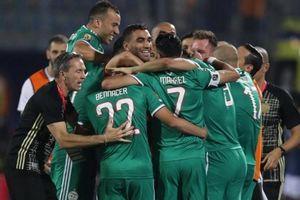 Thắng tối thiểu Senegal, Algeria sớm vào vòng knockout CAN 2019