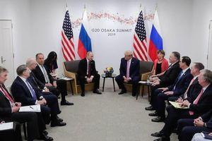Tổng thống Nga, Mỹ nhất trí cải thiện quan hệ song phương