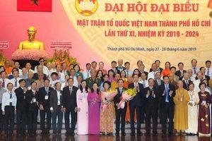 Đại hội đại biểu MTTQ TP HCM lần thứ XI, nhiệm kỳ 2019-2024: Lắng nghe và hành động