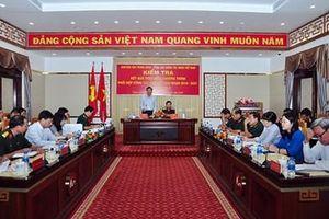 Thực hiện tốt chương trình phối hợp giữa Ban Dân vận Trung ương và Tổng cục Chính trị