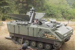 Hàn Quốc phát triển cối tự hành hạng nặng trên xe thiết giáp