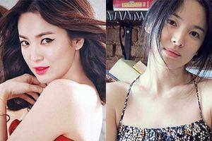 Song Hye Kyo gợi cảm thế này vẫn không giữ chân được Song Joong Ki