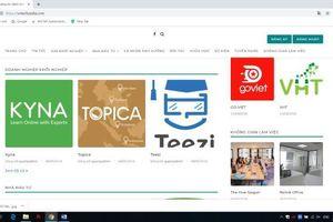 Vntechpedia cổng thông tin dành cho khởi nghiệp