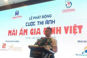 Thi ảnh 'Mái ấm gia đình Việt'