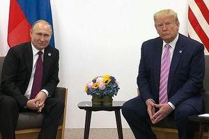 Hội nghị G20: Ông Trump và ông Putin tuyên bố có rất nhiều vấn đề để thảo luận