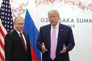 Lãnh đạo Nga, Mỹ thảo luận nhiều vấn đề nóng tại Hội nghị thượng đỉnh G20