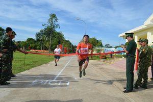 Hội thao Thể dục thể thao BĐBP Đắk Lắk năm 2019
