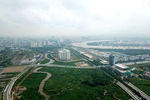 Khu đô thị mới Thủ Thiêm: Cần đấu giá đất công khai để tránh thất thu