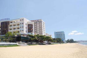 'Bứng' 3 khách sạn ngàn tỉ ven biển Quy Nhơn: Người dân hân hoan