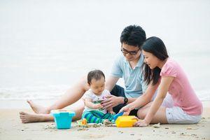 Chuyện kể Ngày gia đình Việt Nam: 'Anh ơi, hình như em... có'