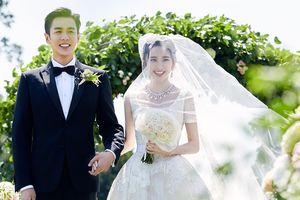 Đám cưới cổ tích của nữ diễn viên 'Hậu cung Chân Hoàn truyện'