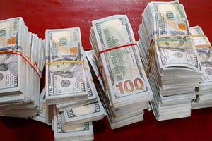 Tìm chủ nhân số tiền 470.000 USD vứt lại ở biên giới