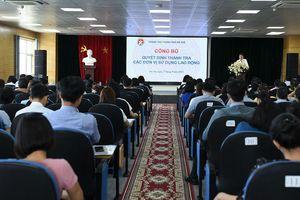 Thanh tra 80 đơn vị nợ BHXH, BHYT, Bảo hiểm thất nghiệp tại Hà Nội
