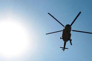 Trực thăng quân sự Indonesia chở 12 người mất tích