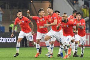 Alexis Sanchez 'kết liễu' Colombia, Chile bay vào bán kết
