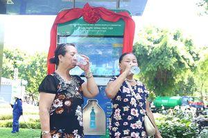 Hà Nội có thêm nhiều tiện ích công cộng miễn phí phục vụ người dân