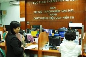 Cục Thuế Hà Nội đối thoại với 300 doanh nghiệp