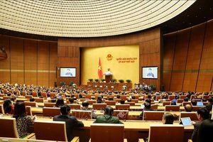 Nghị quyết về Kỳ họp thứ 7, Quốc hội khóa XIV