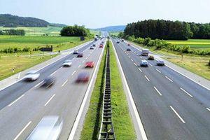 Chuẩn bị khởi công 3 dự án cao tốc Bắc - Nam