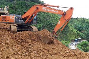 Tìm thấy thi thể thứ 2 trong vụ lũ cuốn trôi công nhân làm đường ở Lai Châu