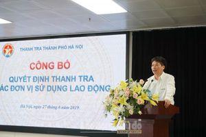 Hà Nội: Hơn 400.000 người lao động bị vi phạm quyền lợi bảo hiểm xã hội