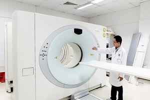 Gấp rút sửa chữa 'lò' thuốc phóng xạ tại Bệnh viện Chợ Rẫy