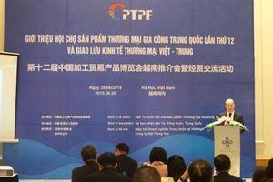 Cơ hội cho nông sản Việt Nam