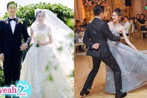 Giữa lúc nhiều cặp đôi tuyên bố chia tay, có hai nghệ sĩ châu Á vừa mới nên duyên bằng đám cưới đẹp như cổ tích