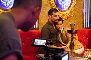 Hé lộ những cảnh quay đầu tiên trong bộ phim truyền hình hình sự 'Bão Ngầm'