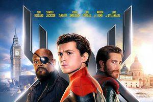 'Spider-Man: Người Nhện xa nhà' – một trong những phim 'bom tấn' thú vị nhất năm 2019