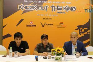 Knock out the King vòng 3 sắp diễn ra với một số thay đổi khắc nghiệt
