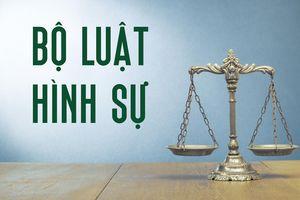 Vấn đề định tội đối với tội giết người theo quy định của Bộ luật Hình sự hiện hành (Phần 1)