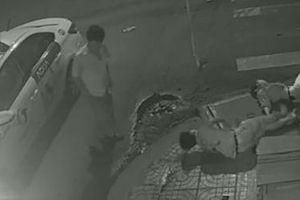 Công an làm việc với tài xế taxi tông 2 người thương vong rồi bỏ đi