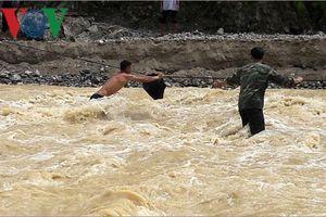 Tìm thấy thêm thi thể 1 nạn nhân thiệt mạng do mưa lũ ở Lai Châu