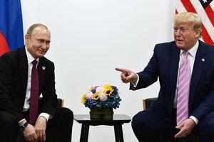 Trump nói đùa với Putin: Đừng có can thiệp bầu cử Mỹ năm 2020