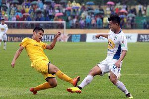 Trực tiếp Than Quảng Ninh vs HAGL, vòng 1/8 cúp Quốc gia 2019