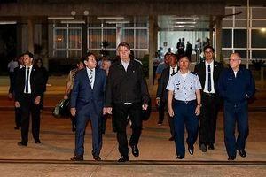 Sĩ quan hộ tống tổng thống Brazil đi dự G20 bị bắt vì tàng trữ 39kg ma túy