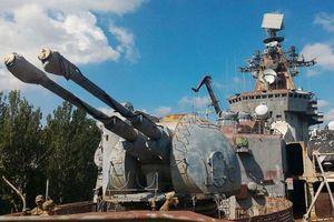 Tiếc nuối tuần dương hạm cực mạnh của Ukraine trong tình trạng gỉ sét