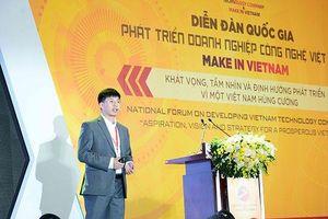 Chủ tịch Công ty công nghệ Got It là thành viên Tổ tư vấn của Ủy ban quốc gia Đổi mới GD&ĐT