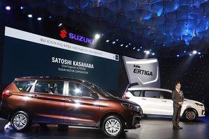 Suzuki Ertiga chính thức bán ra với giá cao nhất chỉ 549 triệu