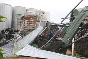 Một người chết sau vụ nổ ở công ty sản xuất bia