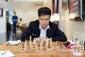 Lê Quang Liêm vô địch giải cờ vua Summer Chess Classic