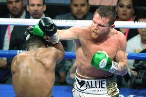 Quyền Anh: Canelo 'bị tước đai' WBC, làng quyền hạng trung hỗn loạn trước 2 trận của Charlo, Andrade
